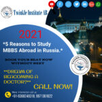 5 Reasons to Study MBBS Abroad in Russia.