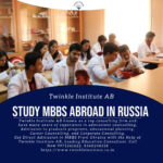 Study MBBS Abroad In Russia 2021 Twinkle InstituteAB