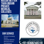 Why MBBS in Russia better than Indian Private Medical colleges